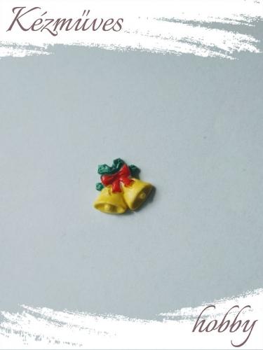 Quilling ajándék - Figurák - Kellékek - Csengő - Karácsonyi kellékek
