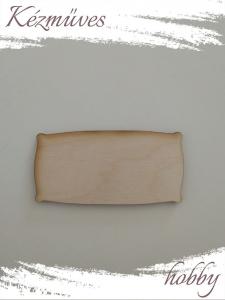 Quilling ajándék - Lézer vágott fa táblák - Kellékek - Különleges forma 1 - Lézer vágott fa táblák